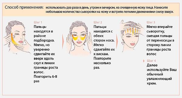 Как сделать четкими контуры лица